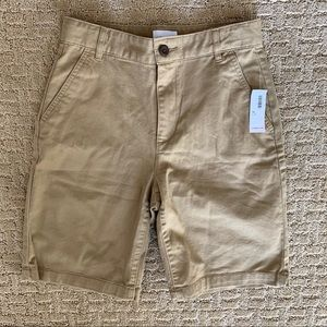 Old Navy boys slim shorts